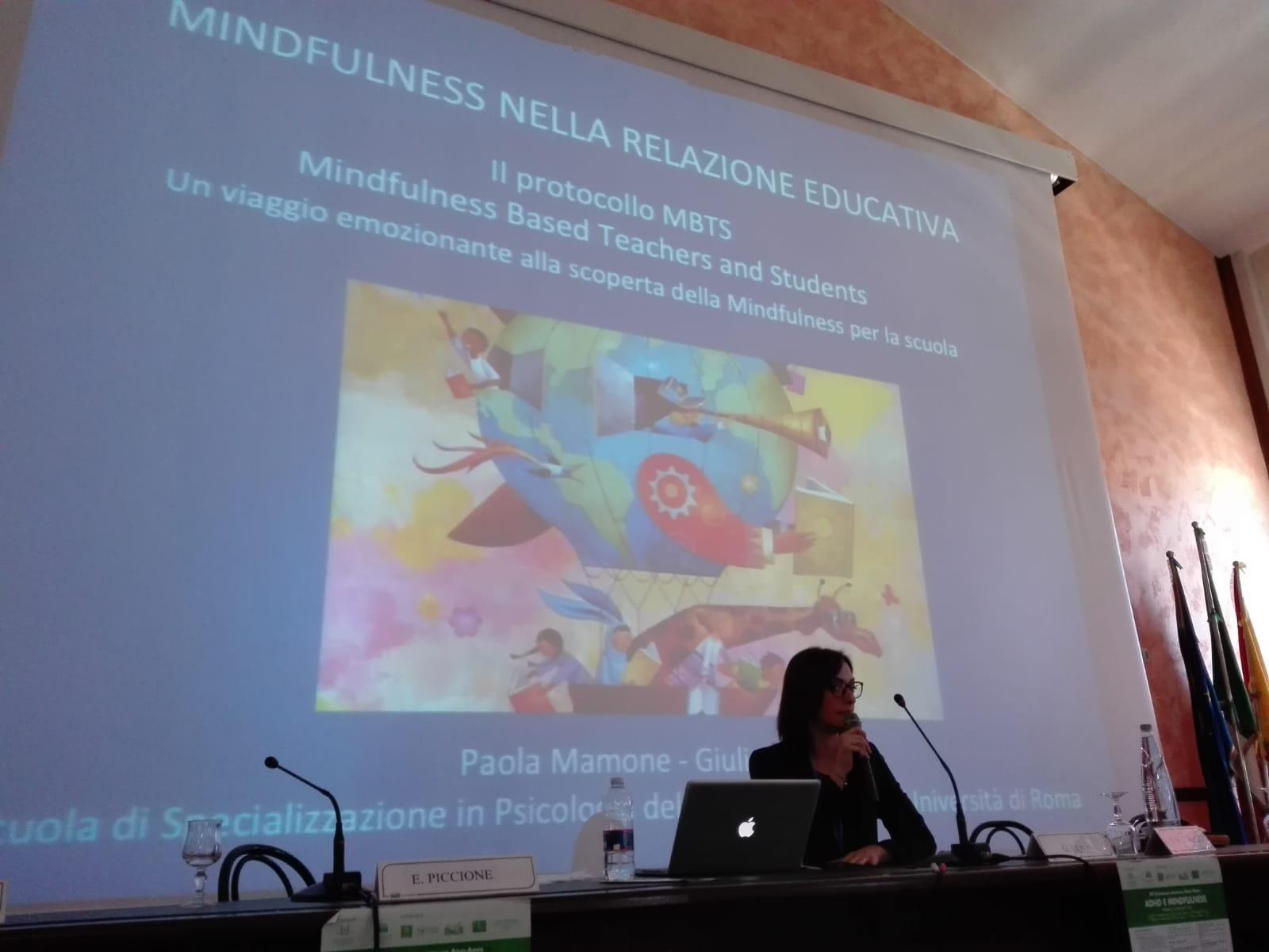 congresso ADHD e mindfulness