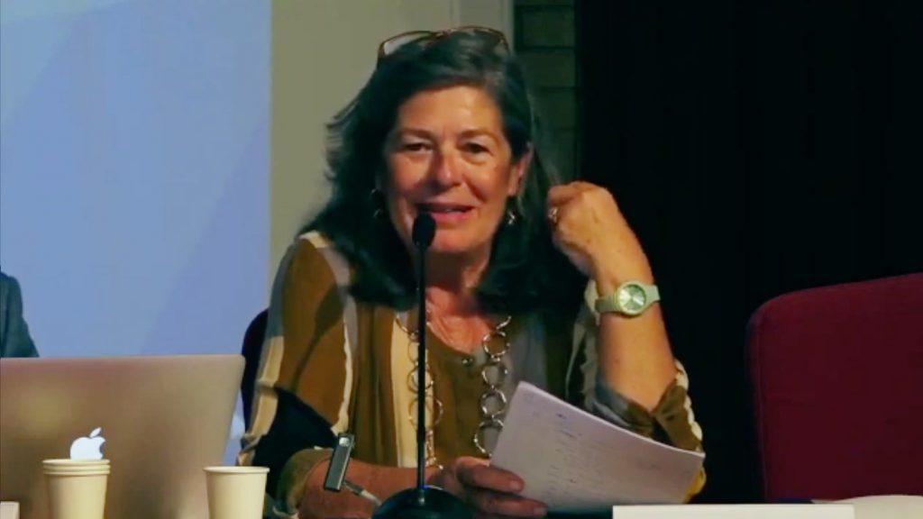 Paola Mamone - Convegno Mindfulness competenza trasversale in psicoterapia e nelle relazioni d'aiuto